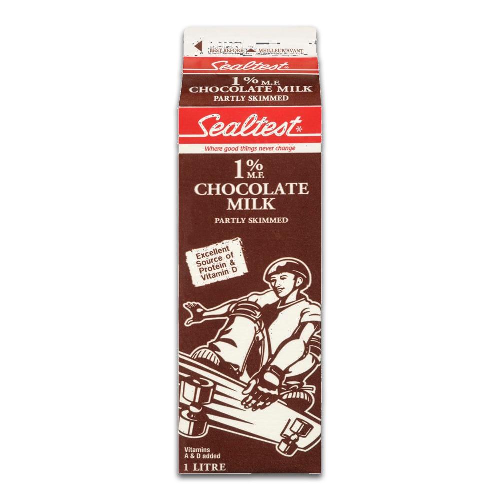 Chocolate Milk Promotion