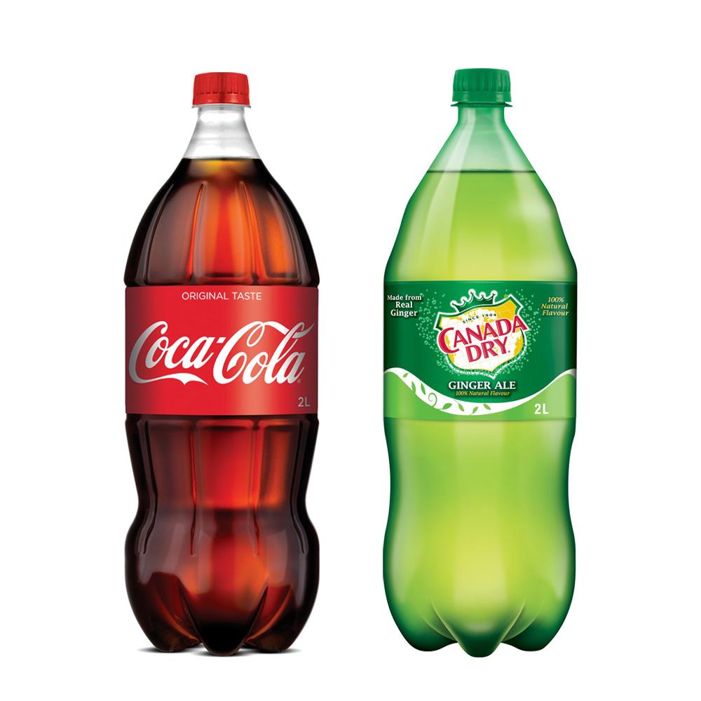 Coca Cola 2L Promotion