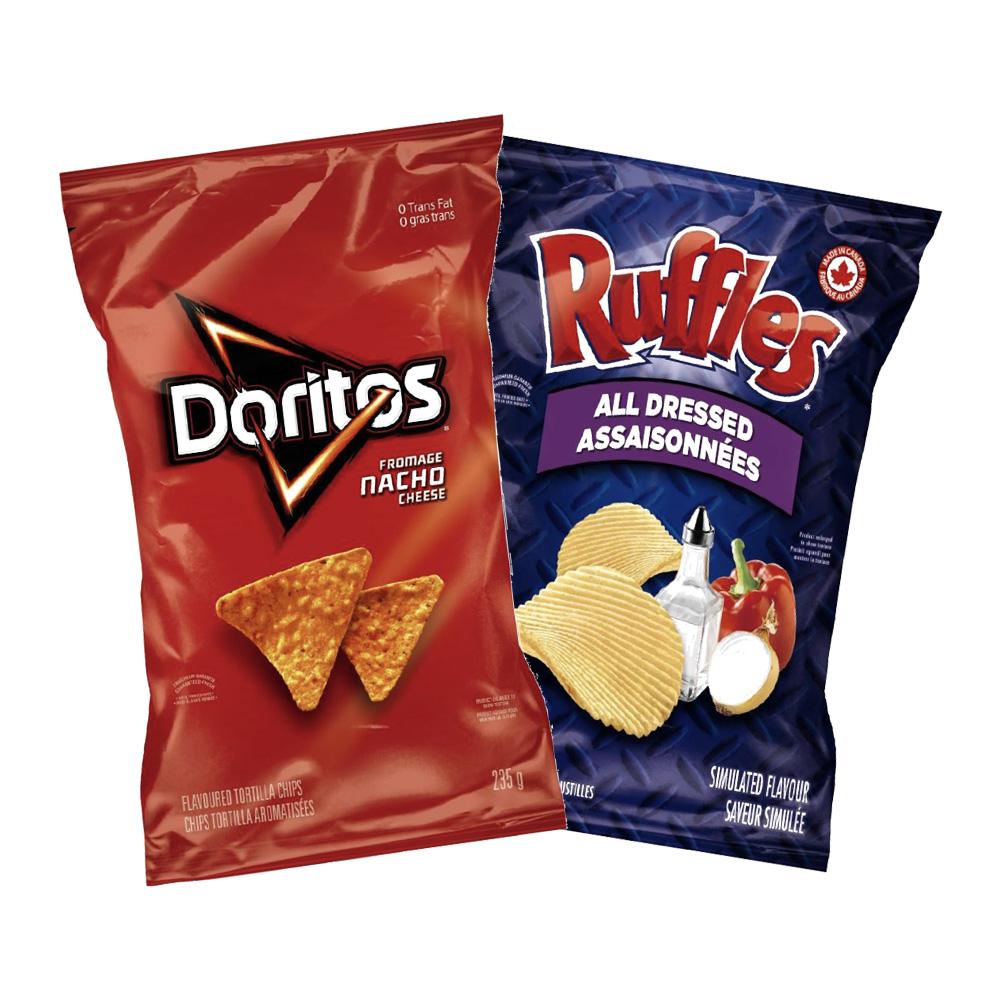 Doritos& Ruffles Promo