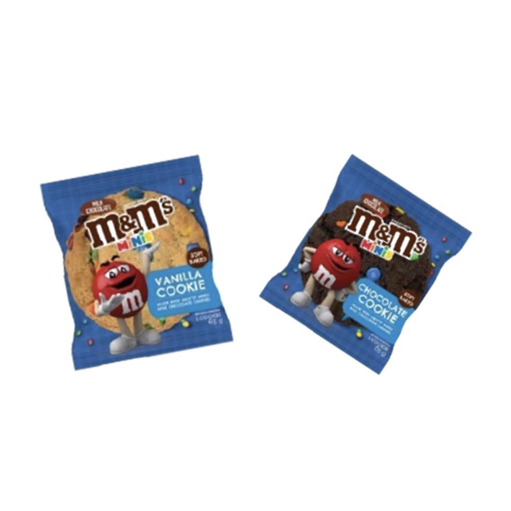 M&M's Minis Cookies