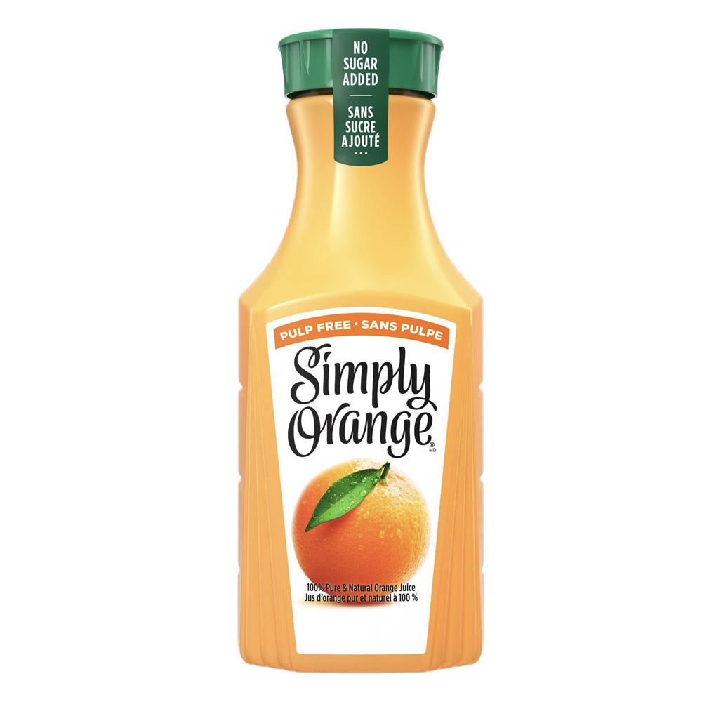 Simply Orange Promo